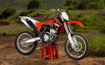 Recall for 6,117 MY2011 KTM and Husaberg Off-road and Competition Models
