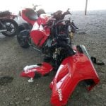 Wrecked Ducati Desmosedici RR to be Auctioned