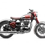 Limited Edition 2012 Royal Enfield Bullet C5 Chrome and Desert Storm