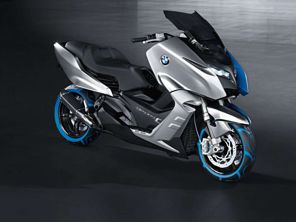 Eicma 2011 Preview Bmw Maxi Scooters To Debut In Milan