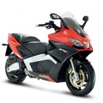 EICMA 2011 Preview: Aprilia SRV 850 Maxi-Scooter