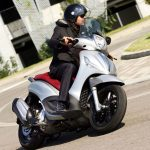 EICMA 2011 Preview: Piaggio Beverly SportTouring With New 350cc Engine, ABS and Traction Control
