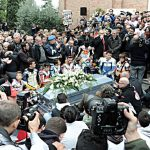 Simoncelli Funeral Services Held in Italy