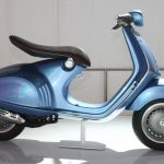 EICMA 2011: Vespa Quarantasei Concept – The Future of Vespa