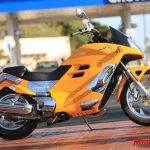 2005-2009 CFMOTO CF250T Automatic Motorcycles Recalled for Non-Standard Brake Controls