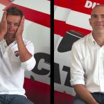 Troy Bayliss and Ernesto Marinelli on the Ducati 1199 Panigale [Video]