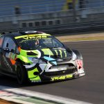 Rossi Finishes Second to World Champion Loeb at Monza Rally Show