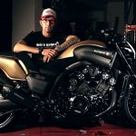 The Making of Yamaha VMax Hyper Modified by Roland Sands, Marcus Walz and Ludovic Lazareth [Video]