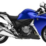 2012 Honda VFR1200F Returns With Some New Features
