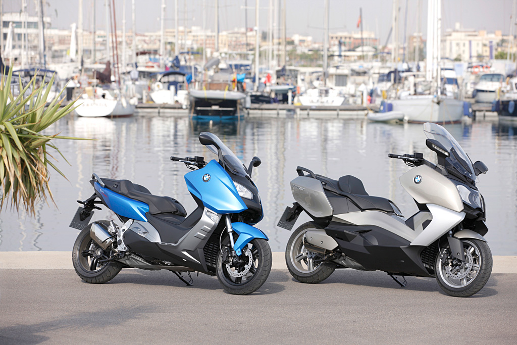 Fantastic 2012 Bmw C600 Sport And C650Gt Scooter Preview Motorcycle Gmtry Best Dining Table And Chair Ideas Images Gmtryco