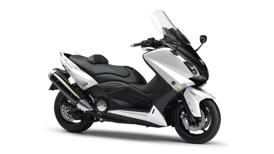 2012 Yamaha Tmax Scooter Unveiled At Eicma