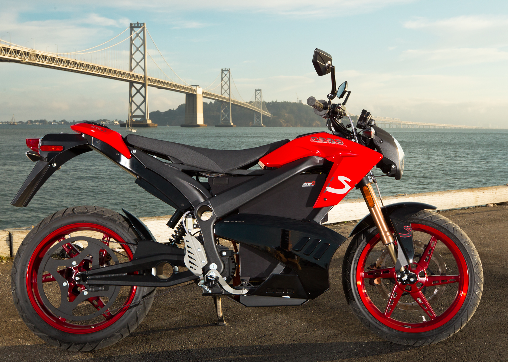 2012 zero electric motorcycle lineup unveiled video. Black Bedroom Furniture Sets. Home Design Ideas