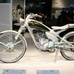 Yamaha Y125 MOEGI Concept – 176 Pounds and 188 MPG