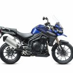 2012 Triumph Tiger Explorer Unveiled at EICMA