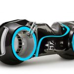 Evolve Electric-powered Xenon Custom Motorcycle Up for Auction
