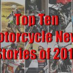 Top 10 Motorcycle News Stories of 2011