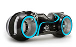 Tron Light Cycle From New Electric Motorcycle Company; Evolve