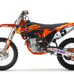 2012 KTM 450 SX-F Factory Edition – Ryan Dungey Replica Announced