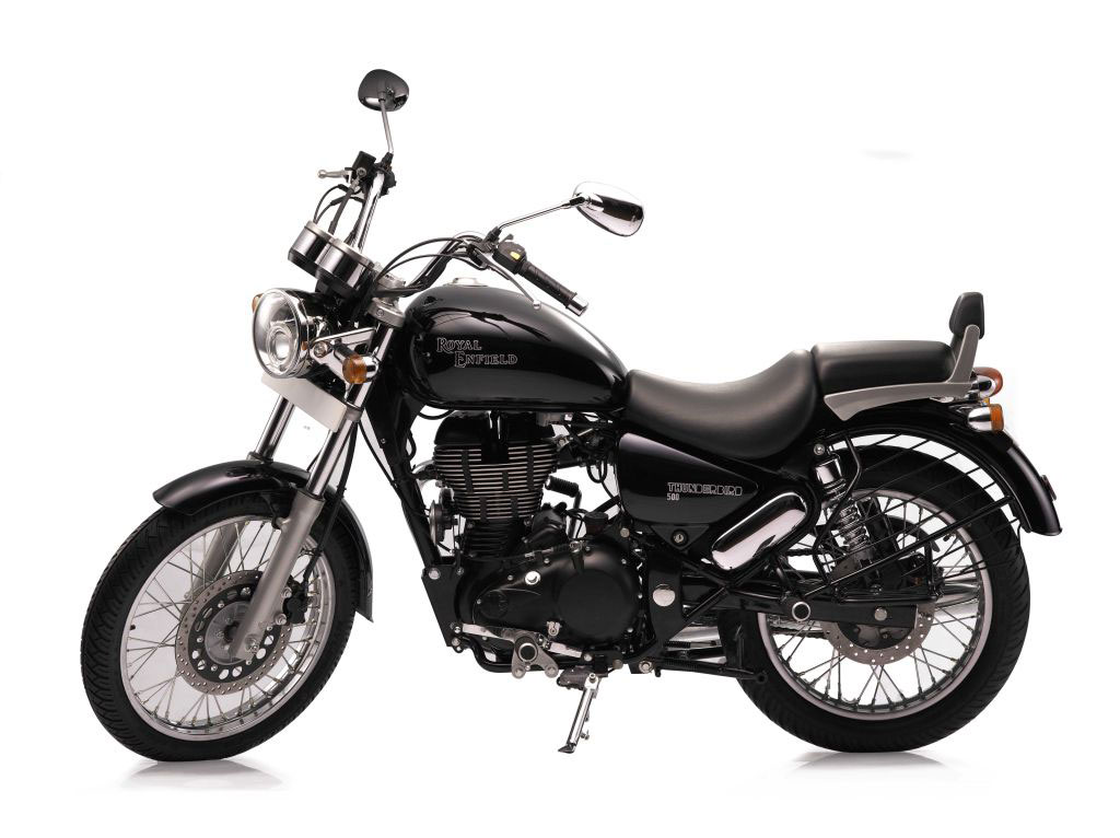 2012 royal enfield thunderbird 500 unveiled in india news. Black Bedroom Furniture Sets. Home Design Ideas