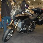 2012 Kawasaki Versys 1000 Makes North American Debut in Canada