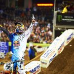 AMA Supercross: 2012 Phoenix Results