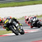 Rossi and Hayden Debut Ducati Desmosedici GP12 at Sepang MotoGP Test