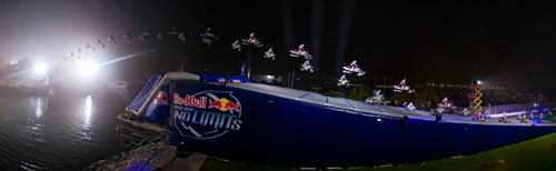 Robbie Maddison and Levi LaVallee