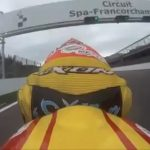 Hot Lap Around Spa-Francorchamps With Xavier Simeon