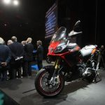 2013 Aprilia Caponord 1200 Revealed at Piaggio Dealer Meeting