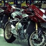 MV Agusta Doubles Production Capacity as F3 Rolls Off the Line