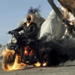 "Yamaha V-Max Co-Stars with Nic Cage in ""Ghost Rider: Spirit of Vengeance"""