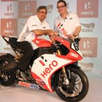 Erik Buell Racing Teams with Hero MotoCorp