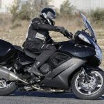 2013 Triumph Trophy Spy Photos