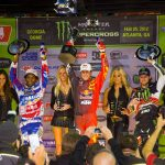 AMA Supercross: 2012 Atlanta Results