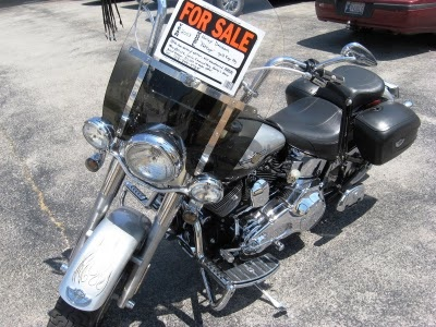 Kelley Blue Book Offering History Reports For Motorcycles