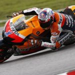 Stoner Tops Time Sheets as Honda MotoGP Testing Resumes