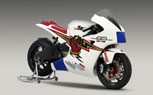 Mugen Shinden (Not-Quite-A-Honda) Electric Racebike Revealed – Video