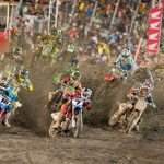 AMA Supercross: 2012 Daytona Results