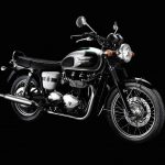 2012 Triumph Bonneville T100 110th Anniversary Edition Revealed