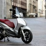 Piaggio BV 350 Scooter Announced for US – But Without ABS and Traction Control