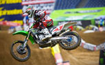 AMA Supercross: 2012 Toronto Results