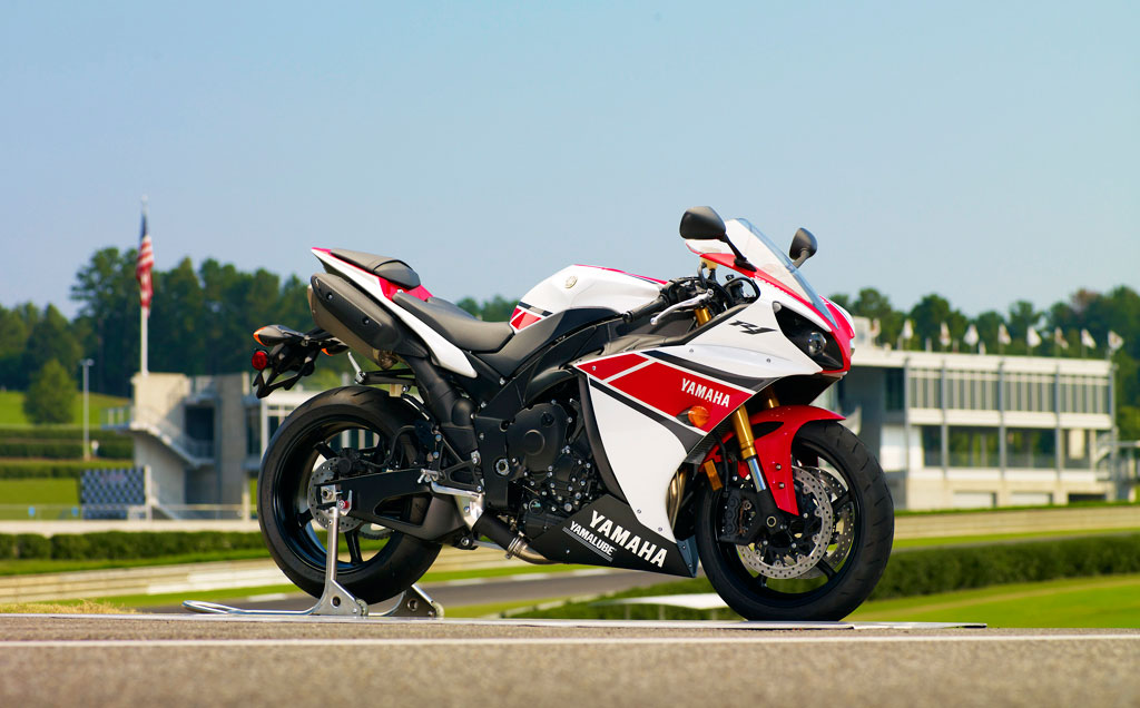Yamaha named strongest motorcycle brand of 2012 by harris for Yamaha motorcycle brands