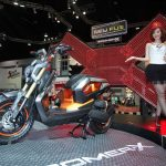 Honda Zoomer X Prototype – New Ruckus Concept Revealed in Thailand