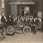 Donation of Photos and Memorabilia to Harley-Davidson Museum Reveal Glimpse of Early Days at Harley