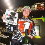 AMA Supercross: 2012 Houston Results