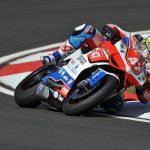 Ducati 1199 Panigale on the Podium in Superstock 1000 Debut – Video
