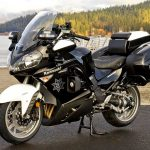 Police-Spec Kawasaki Concours 14 Recalled
