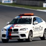 Capirex's New Ride: the BMW M MotoGP Safety Car