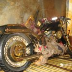 Tsunami-Tossed Harley-Davidson from Japan Washes Up in Canada