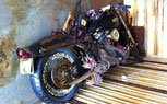 Owner of Tsunami-Tossed Harley-Davidson Found in Japan